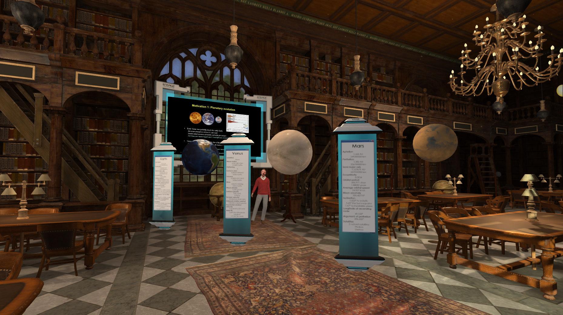 Engage Platform - Venus Recorded Presentation