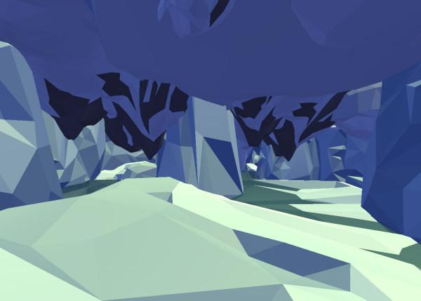 Ice Cave Tunnels - The Last Glacier - Lorelle VanFossen
