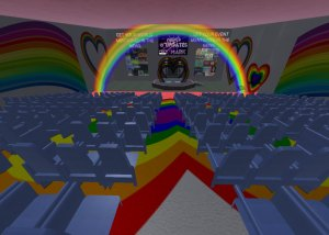 News and Updates Studio for Pride Month in AltspaceVR.