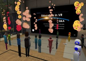 Educators in VR - June 2019 Meetup in AltspaceVR.