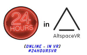 VR Day 2019 - 24 hours in VR.