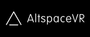 AltspaceVR logo.
