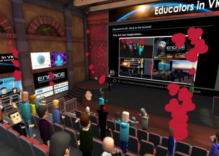 Educators in VR International Summit - Workshop.
