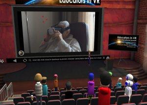 Video embedded in Slide show for Educators in VR International Summit.