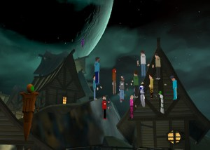 ASVR - Meeting Flying in Pirates Cove Moon