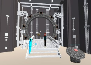 ASVR - Stargate Command with Relle and Mark