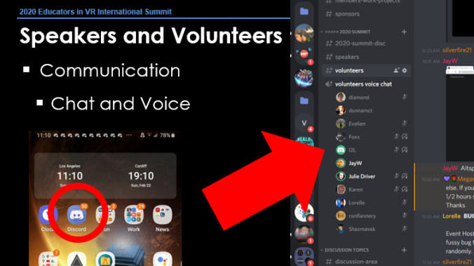 E:\Documents\Clients\Educators in VR\2020 International Summit\Behind_the_Scenes_-_Discord_Communication.png