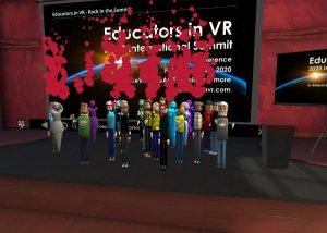 Tom Furness Keynote the window - Educators in VR International Conference