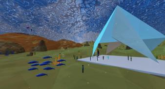 Educators in VR Rental World - EDVR Underwater 1