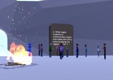 Educators in VR Rental World - EDVR Arctic 1