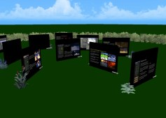 Educators in VR Rental World - EDVR Poster Walking Tour 2