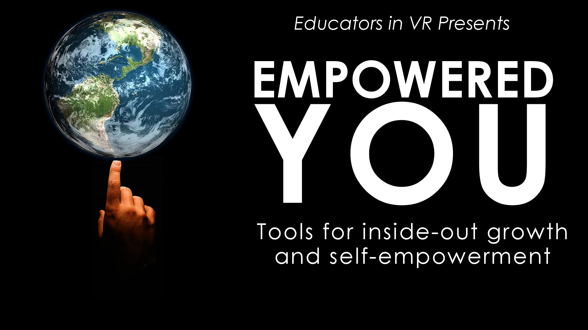 Empowered You Workshop logo.